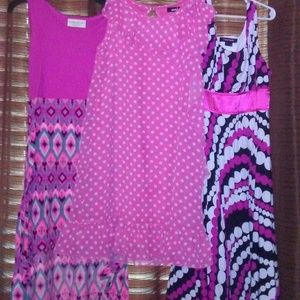 Other - Girls dress lot size 14 like new bundle summer set